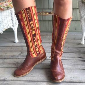 Reef Bella Costas Santa Marta Tall Boots sz 8